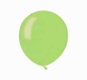 """Balony lateksowe małe 5"""" - Balony AM50 metalizowane pistacjowe"""