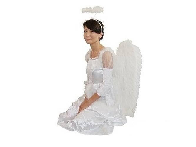 Strój anioła na Jasełka, stroje i akcesoria na Jasełka
