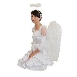 Strój anioła na Jasełka