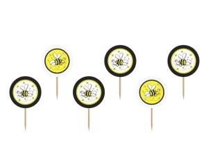 Karteczki na piku Pszczółka, 9,2cm, 1op.