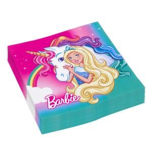 Serwetki Barbie Dreamtopia 33x33cm