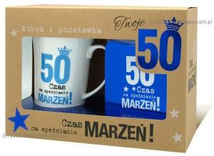 Zestaw 50 Urodziny