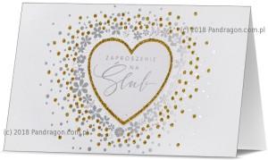 Zaproszenia ślubne gotowe - Zaproszenia ślubne / Z.STAR-15