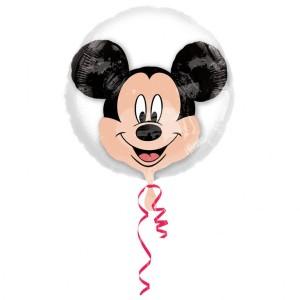 """Balon foliowy 2 w 1 """"Mickey Mouse"""" 60x60cm"""
