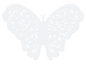 """Dekoracje papierowe - Dekoracje papierowe """"Motyl"""" / 14 cm"""