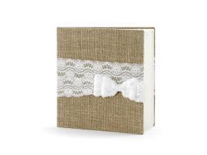 Księga Gości 20,5x20,5cm, 22 kartki