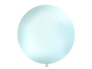 Balony lateksowe Olbo - Balon lateksowy OLBO - transparentny / średnica 1 m