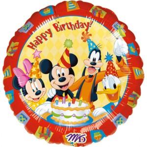 """Balon foliowy standard XL """"Myszka Mickey"""""""