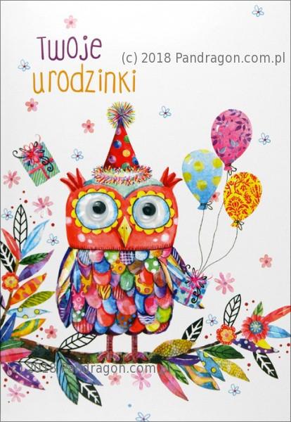 Prezenty na urodziny, skarbonki, kartki i karnety urodzinowe