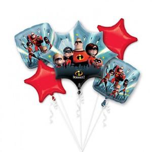 Zestawy balonów z bohaterami bajek