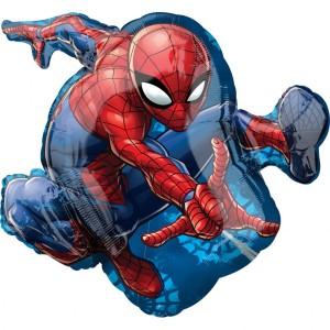 "Balon foliowy Supershape ""Spiderman"" 43x73cm"