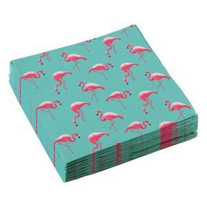 Serwetki Flamingo Paradise 33x33cm
