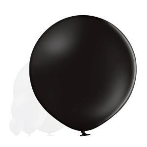 "Balon lateksowy OLBO ""Pastel Black"""