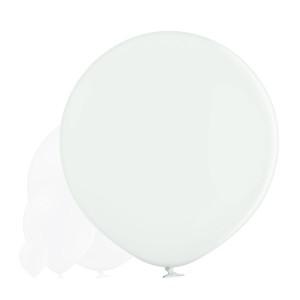 "Balon lateksowy OLBO ""Pastel White"""
