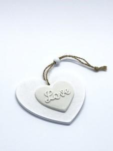 Serce z love LK023