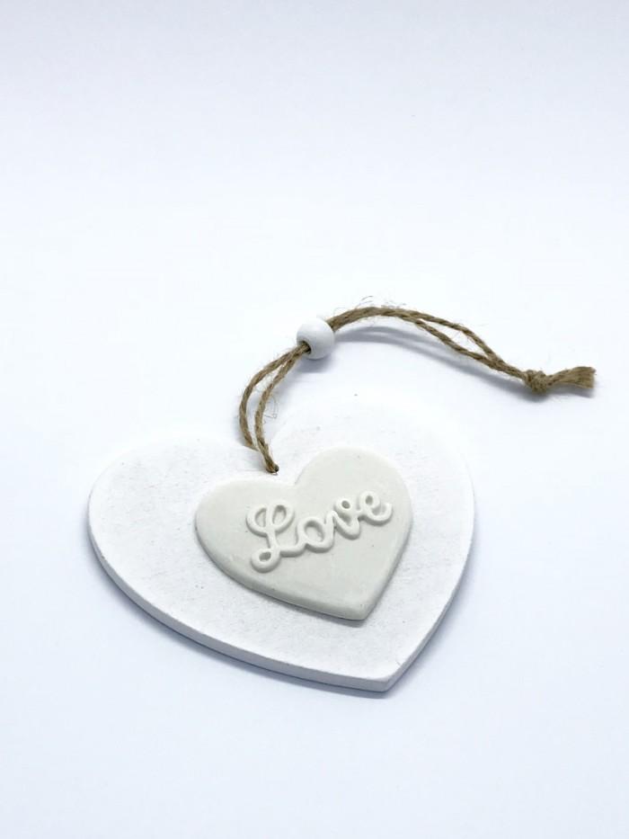 Serce z love LK024
