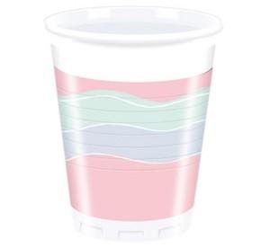 "Kubeczki plastikowe""Elegant Party"", 200 ml"