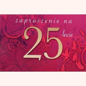 Zaproszenie na 25-lecie ZM-265