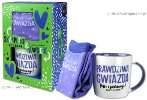 """Kubki - Zestaw """"Prawdziwa gwiazda"""" / SetOh"""