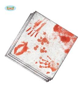 Serwetki krew, 33x33