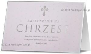 Zaproszenie na Chrzest Z.STAR-18