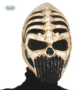 "Maski na Halloween - Maska na Halloween ""Czaszka Wojownik"""