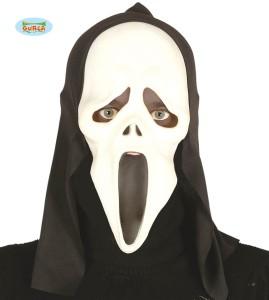 """Maski na Halloween - Maska na Halloween """"Krzyk"""" / 2400"""