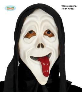 """Maski na Halloween - Maska na Halloween """"Krzyk"""" / 2449"""