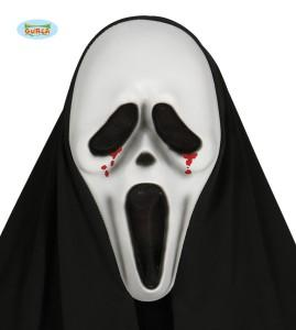 Maska Morderca w kapturze