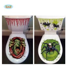 Naklejki - Dekoracja na WC