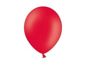 "Balony 5"", Pastel Red / 100 szt"
