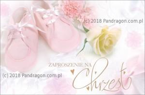 Zaproszenie na Chrzest Z.C6-578