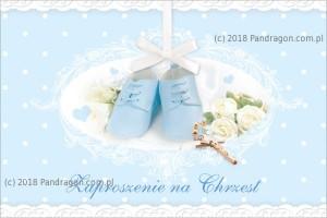 Zaproszenie na Chrzest Święty Z.C6-531