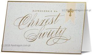 Zaproszenie na Chrzest Z.STAR-21