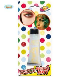Kremy do makijażu - Brokat w kremie do makijażu, perłowy / 20 ml