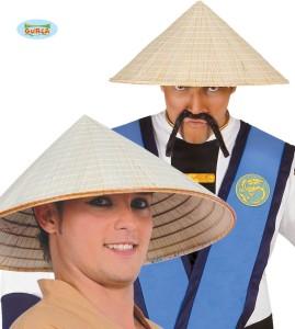 """Kapelusz słomiany """"Wietnamczyk"""""""