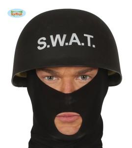 Hełm S.W.A.T. czarny