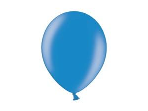 """Balony 12"""", Metallic Blue / 100 szt"""