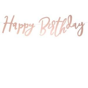 Girlandy z napisami urodzinowymi na urodziny dorosłych