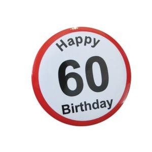 Akcesoria dla Jubilatki / Jubilata na 60 urodziny