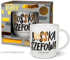 "Kubki - Kubek ""Bosska Szefowa"""