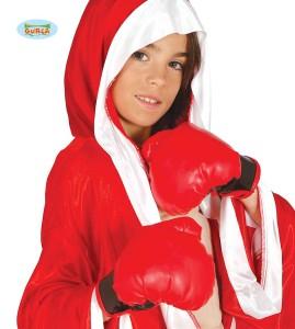 Rękawice - Rękawice bokserskie dziecięce, czerwone