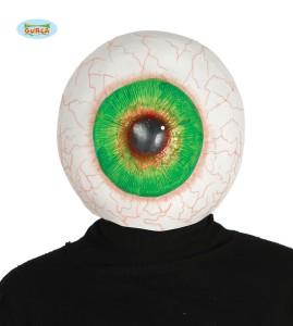 "Maski na Halloween - Maska na Halloween ""Przekrwione Oko"""