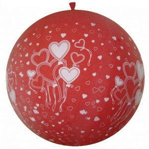 Balony lateksowe Olbo