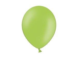 "Balony lateksowe małe 5"" - Balony lateksowe 5"", Pastel Lime Green / 100 szt"