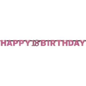 Girlandy cyfry i liczby - Girlanda flagietki na 30 urodziny / 9900576