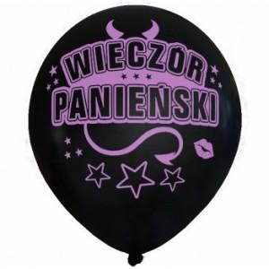 "Balony na Wieczór Panieński - Balony na panieński ""Wieczór Panieński"" / BAL39"