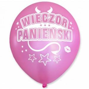 "Balony na Wieczór Panieński - Balony na panieński ""Wieczór Panieński"" / BAL38"