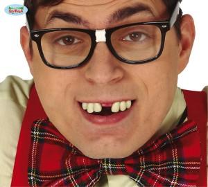Zęby - Szczerbate zęby