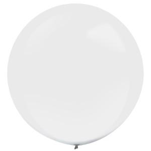 """Balony lateksowe dla profesjonalistów Decorator - Balony lateksowe """"Decorator"""" Standard Frosty White / 24""""-60 cm"""
